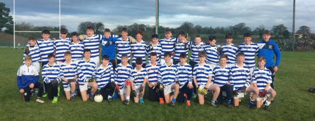 The Knockbeg team who lost out to Clane