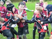 The Portarlington RFC Book of Records was a great event