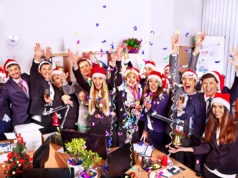 Tips for surviving Christmas in the office