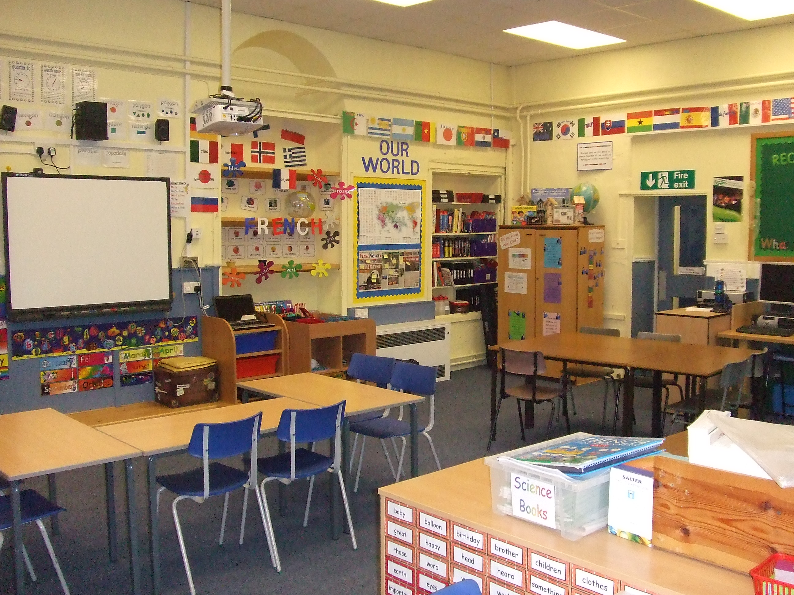 School Classroom Design Guide ~ Primary schools across laois receive grants boost