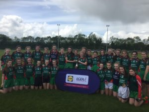 Scoil Chriost Ri have qualified for the Leinster U-16 final