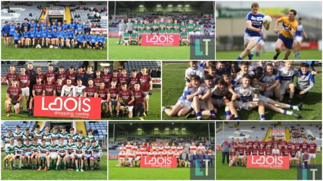 Our selection of the Laois GAA games of the year