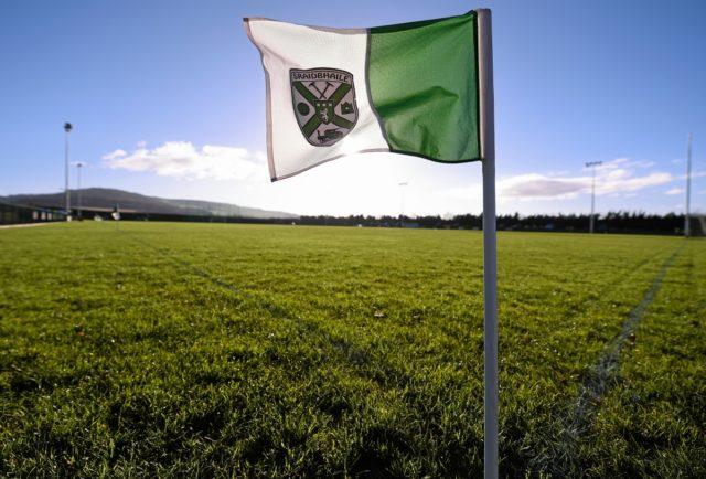 We're live in Stradbally for the meeting of Westmeath and Laois in the O'Byrne Cup