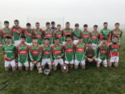 St Fergal's Rathdowney were crowned North Leinster Champions this afternoon