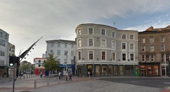 The man was last seen in Daunt Square in Cork