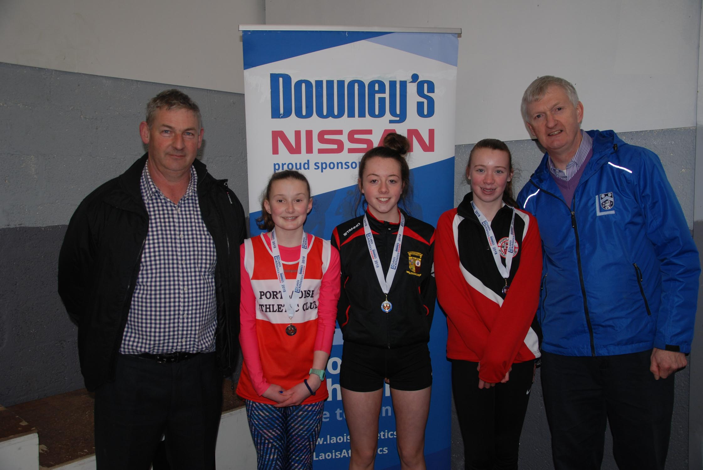 In Pictures Busy Day Of Action As Laois Indoor Athletics Finals