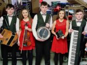 Borris-Kilcotton quintet won gold at the All-Ireland scor at the weekend