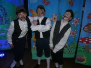 The Timahoe NS Panto went down a treat last week