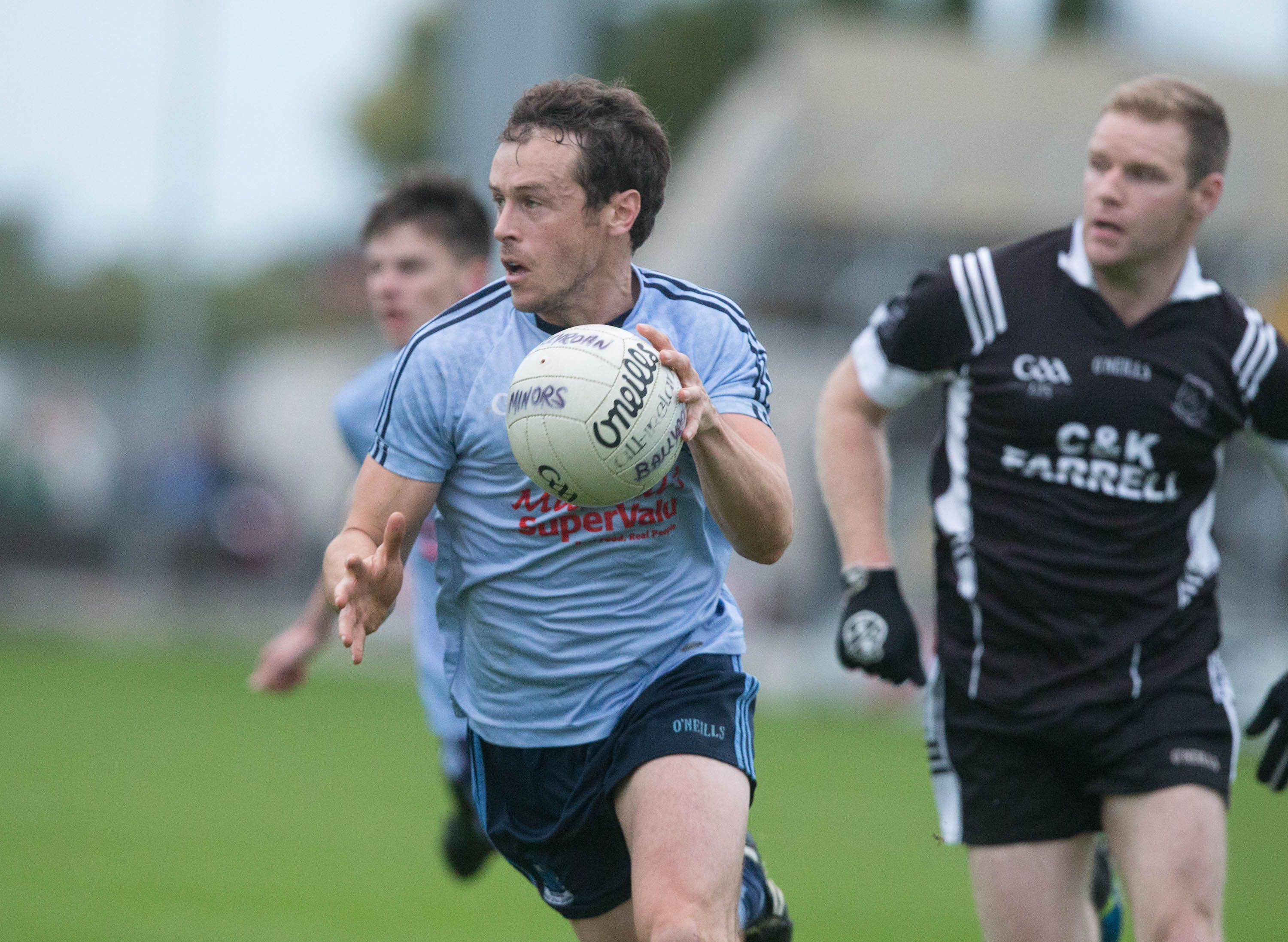 Padraig McMahon will be a co-manager of Ballyroan-Abbey with Liam Irwin