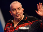 Phil Taylor is coming to Laois to throw darts