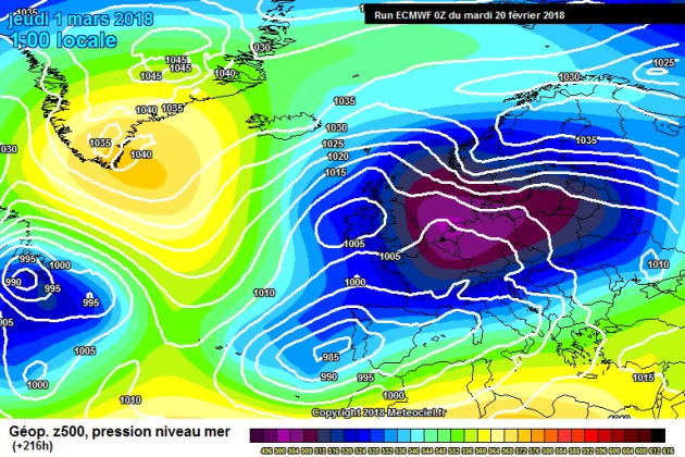 Beast from the East is approaching