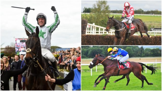Our Duke, Total Recall and Polar Present set to go in Leopardstown this afternoon