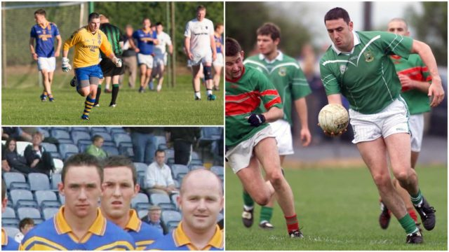 Gerry McGill,. Larry Keenan and Liam Brophy have been put forward as selectors for the Laois U-20 team