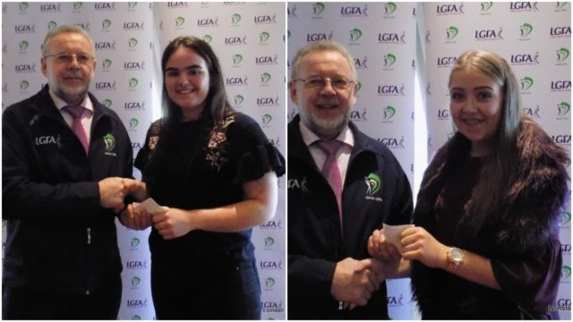 Congratulations to Maeve and Sarah who have been awarded scholarships
