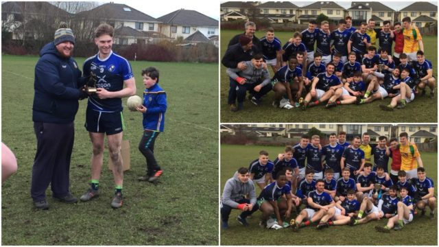 Shane Nerney, Evan Lowry and Martin Doyle all enjoyed All-Ireland glory today