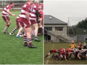 Defeats for Portarlington and Portlaoise in the rugby this afternoon