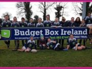 Portlaoise Ladies Rugby Team