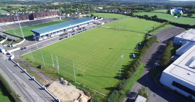 Fundraising sought to complete the Laois GAA Training Centre