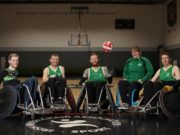 Laois players among the Irish Wheelchair representatives