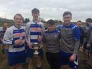 Wolfhill Athletic were crowned Division 3 champions at the weekend