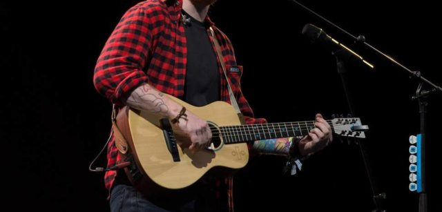 Ed Sheeran is coming to Laois!