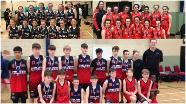 Basketball glory for Scoil Chriost Ri and Portlaoise CBS