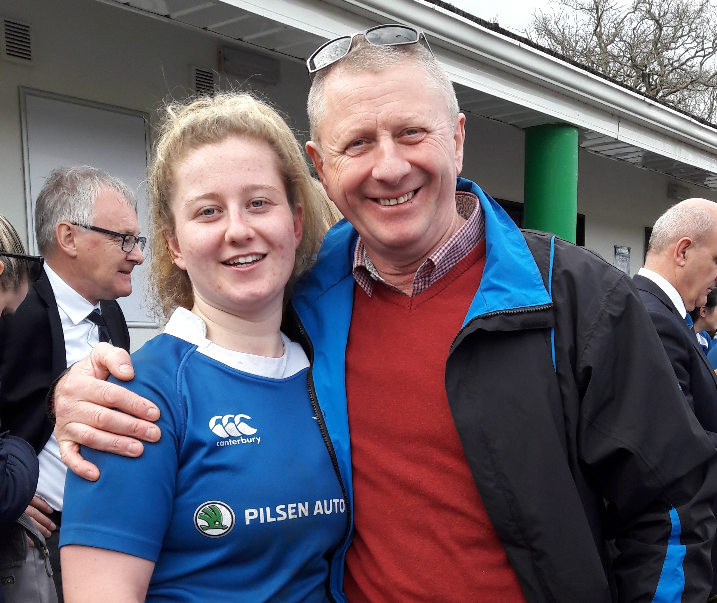 Old Glory Rugby Games: Portlaoise Native Makes Ireland Women's Rugby Match Panel