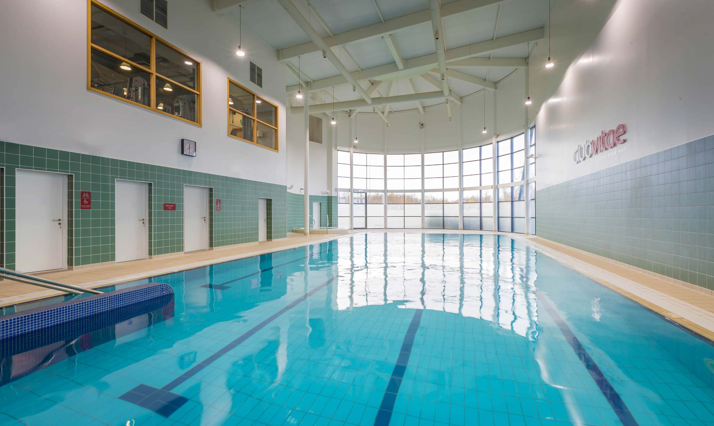A selection of great photos that show off the recently - Maldron hotel tallaght swimming pool ...