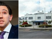 Minister Simon Harris says no decision has been made on Portlaoise Hospital
