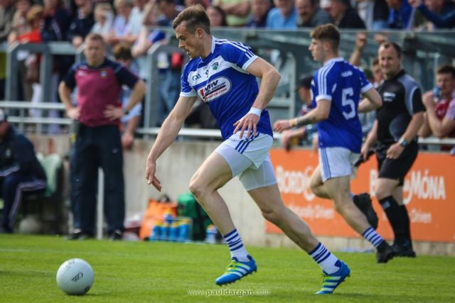 Kieran Lillis in action - Photo Paul Dargan