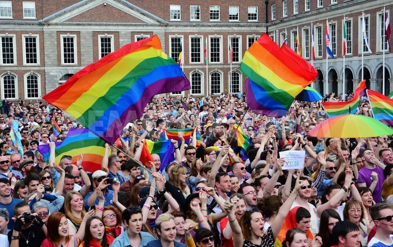 Referendum Watch: Laois Offaly Backs Equal Marriage