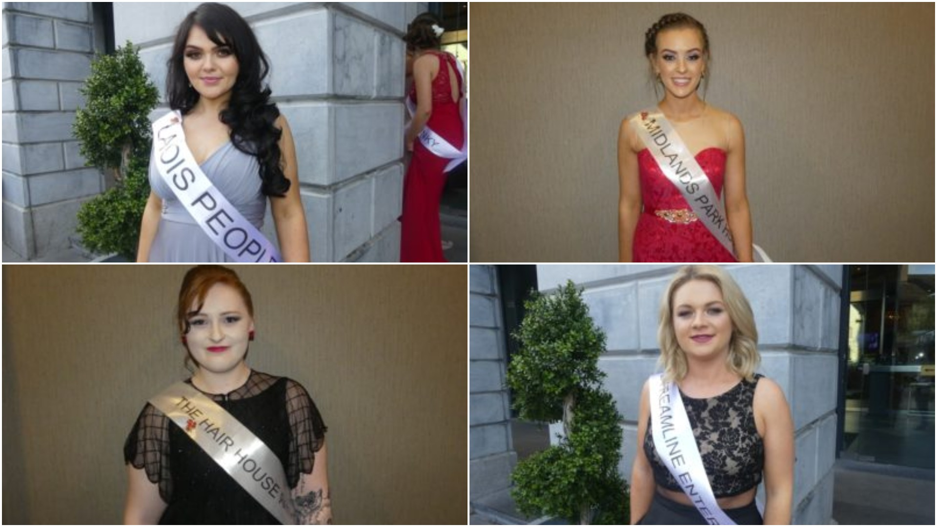 In Pictures The Excitement Builds As The Laois Rose Competition