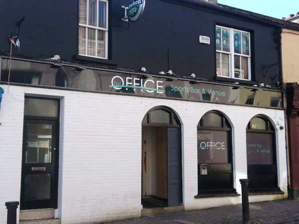 One Of Portlaoiseu0027s Most Popular Pubs Is Set To Close Its Doors This  Weekend. The Office Bar ...