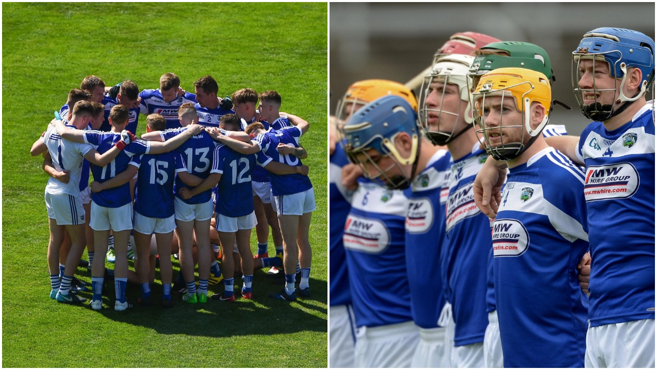 Laois Hurlers And Footballers Set To Begin 2019 League Campaigns On
