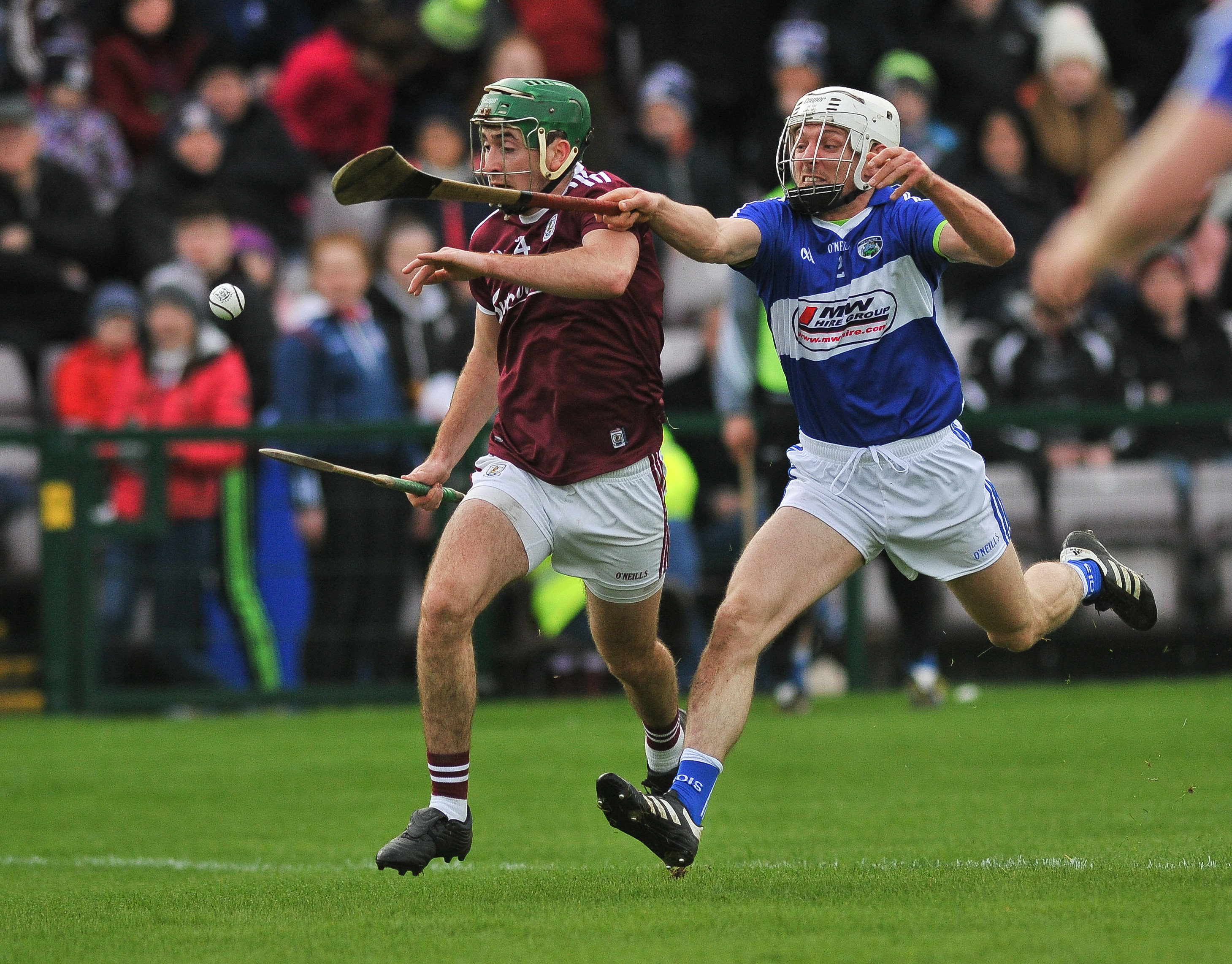 WATCH: Laois business owners on how the lack of GAA has