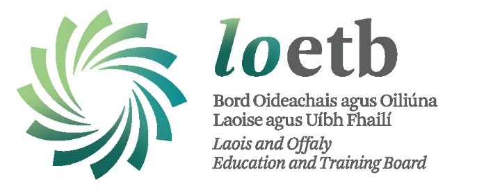 JOB VACANCY: Laois and Offaly Education and Training Board seeking