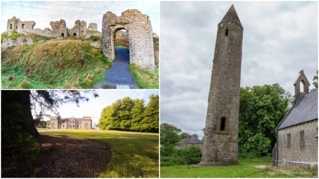 Calls for heritage sites in Laois to go green for St Patrick's Day