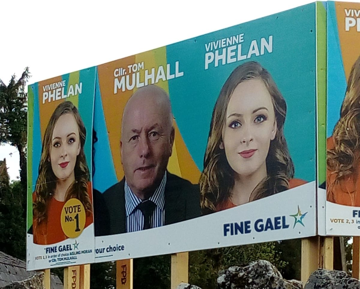 Row erupts between Fine Gael Local Election candidates over