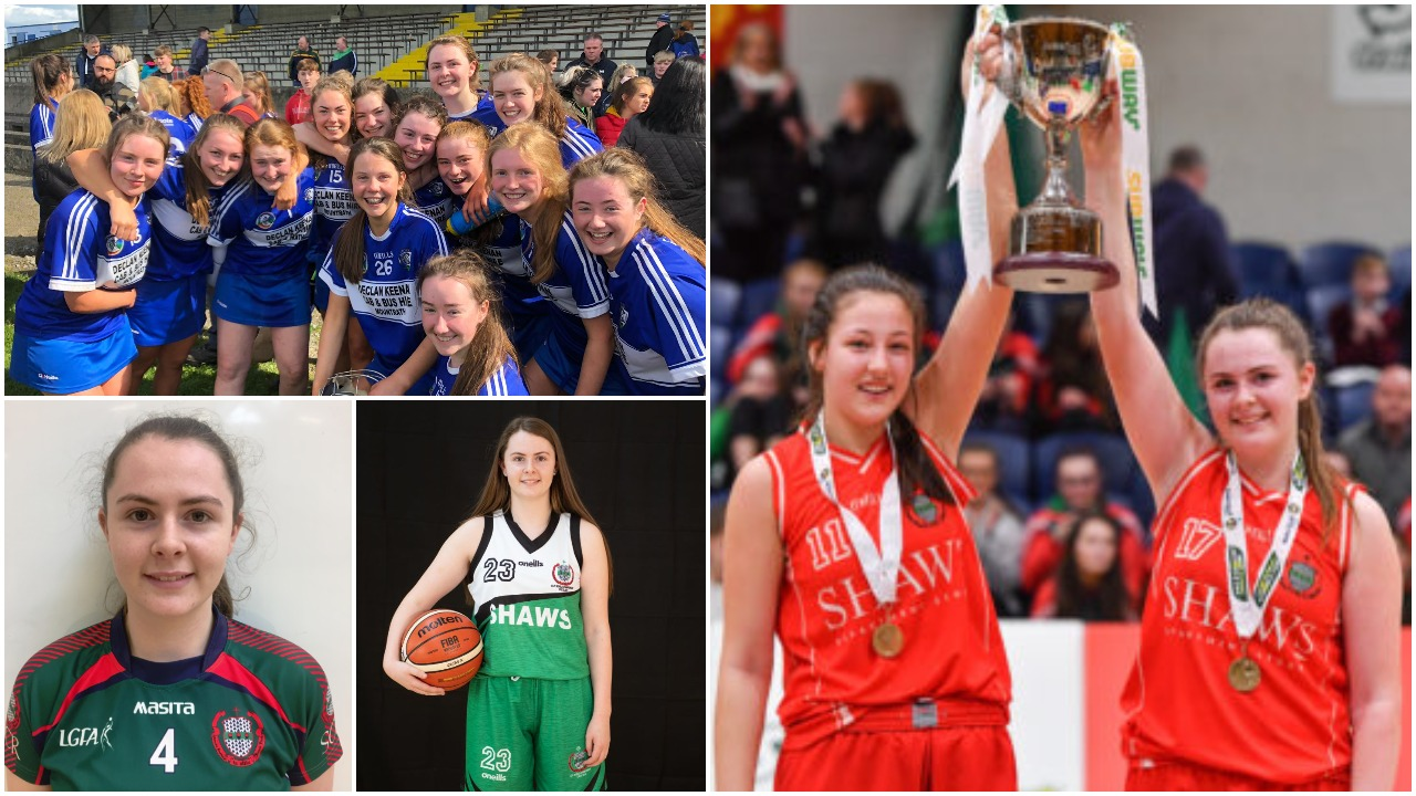 Women in Sport: A Titan in basketball, camogie and football - it's