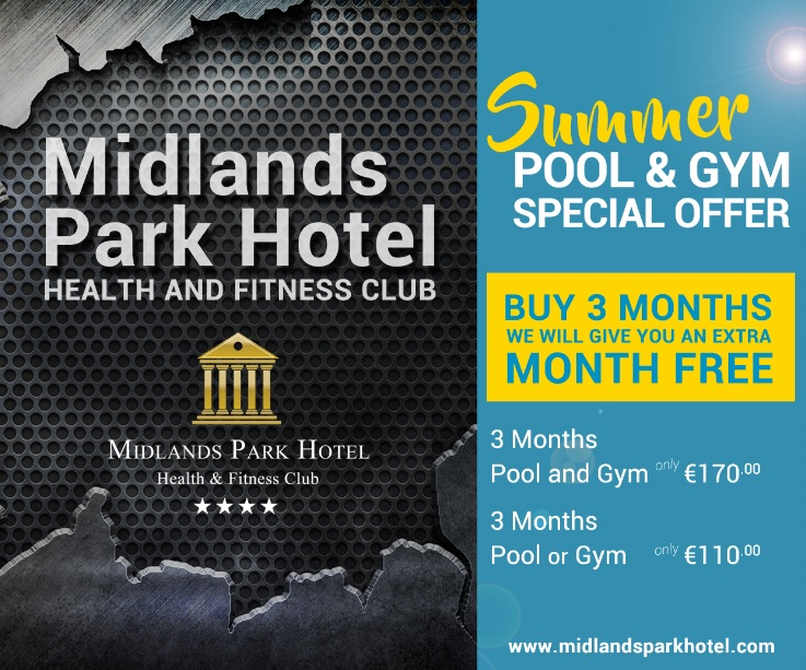 Four months gym membership for the price of three in great