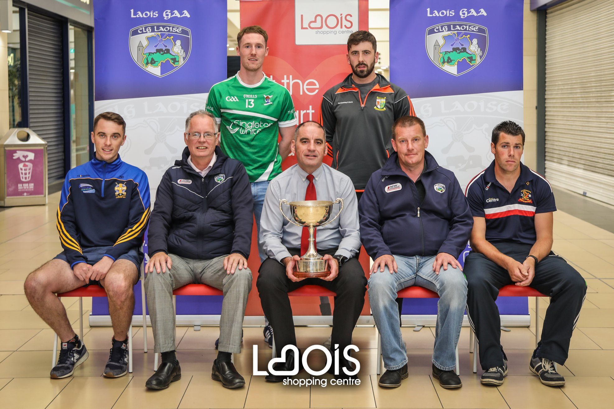 No Coronavirus tests carried out in Laois GAA grounds a