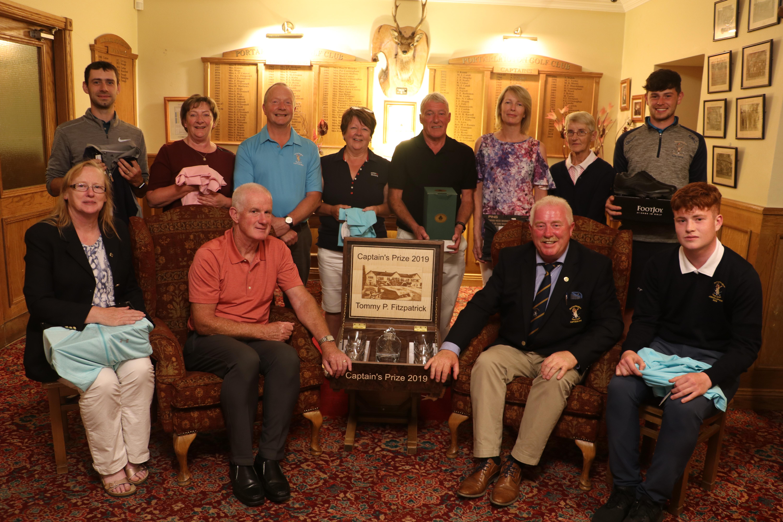 History portarlington Golf club