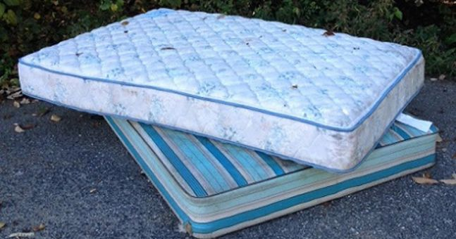 Laois County Council Initiative To Get Rid Of Your Old Mattress
