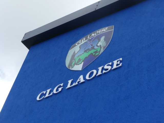 The first Laois GAA County Board draw was held on Friday night