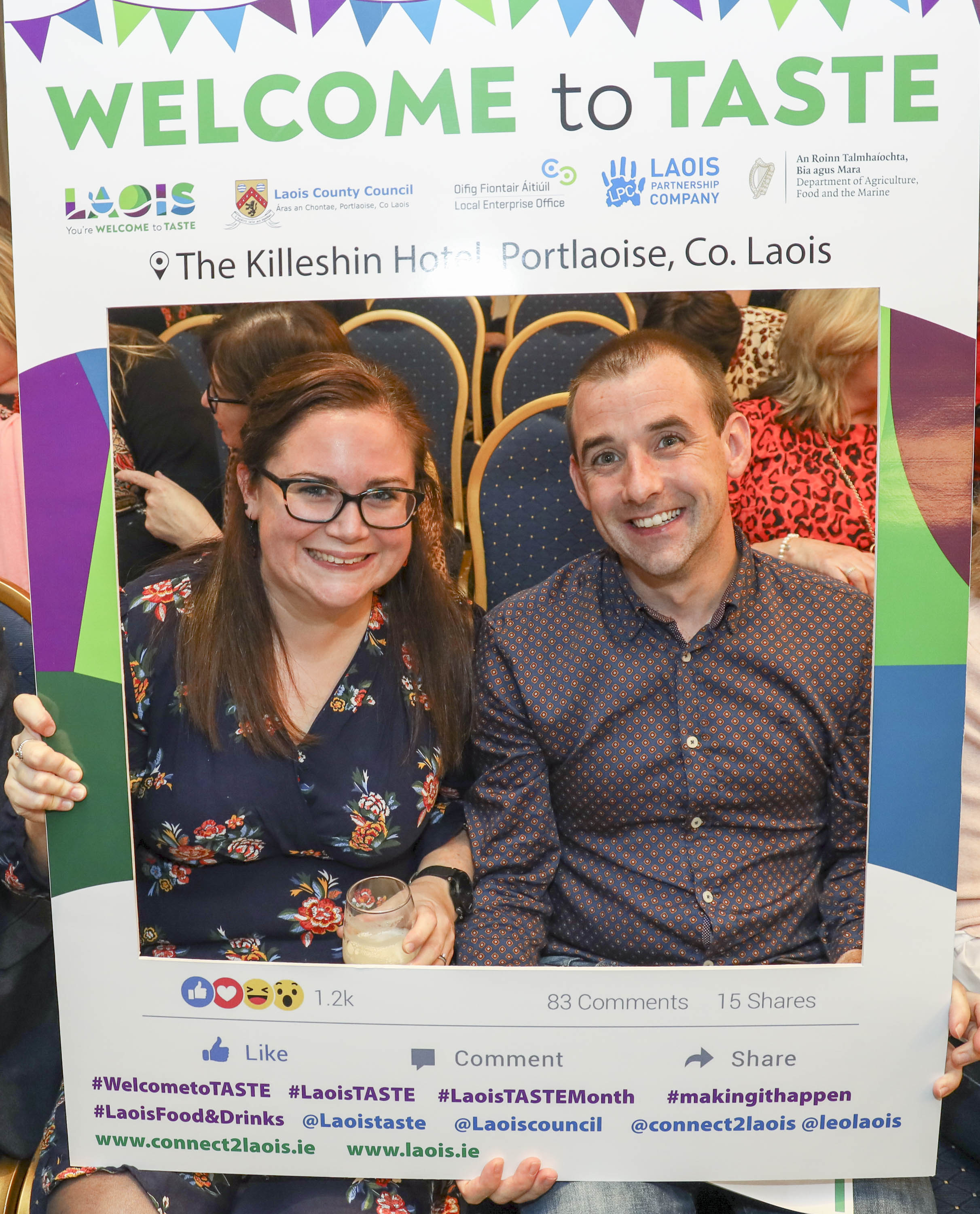 In Pictures: Laois TASTE Month a huge success to date
