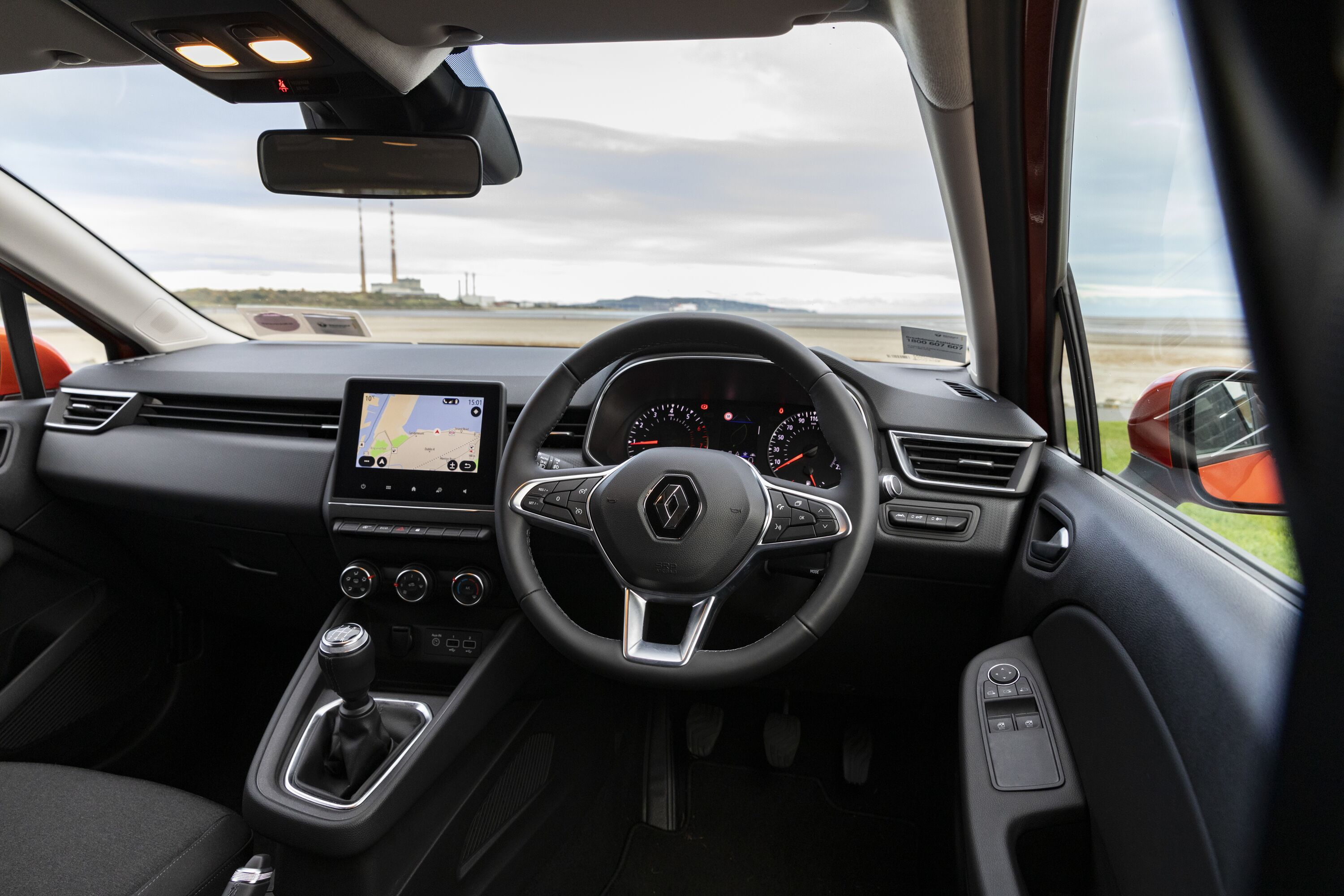 All New Renault Clio Launches In Ireland Check It Out In Joe Mallon Motors Laois Today
