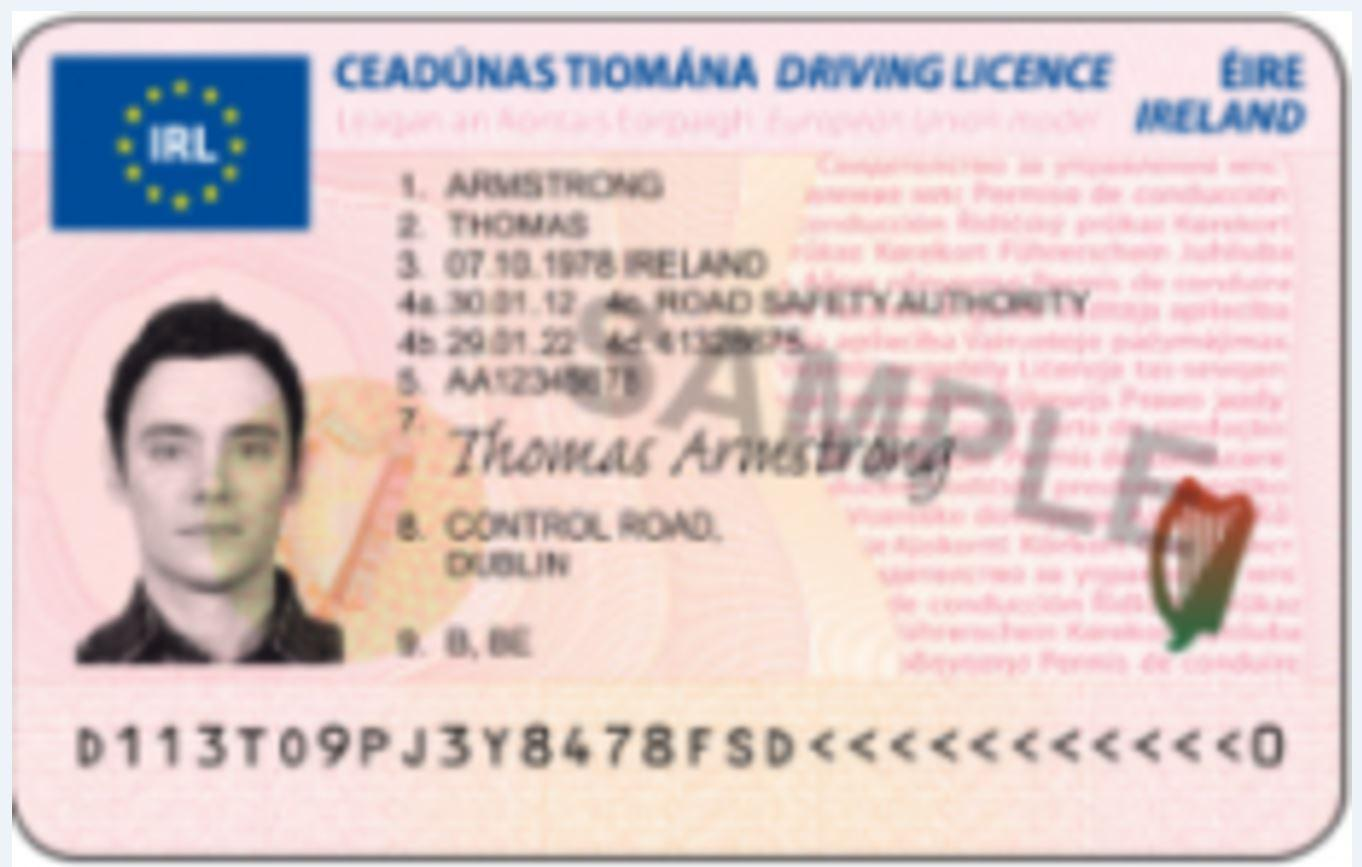 Gardai issue warning over National Driver Licence Service scam - Laois Today