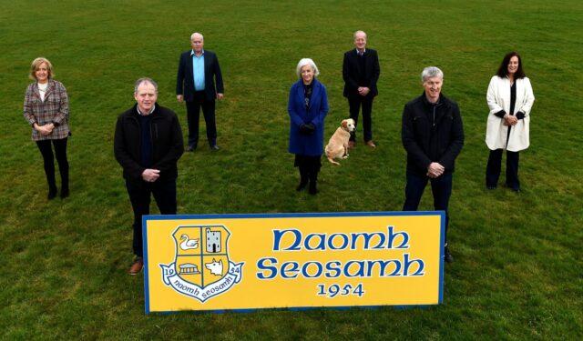 Martin Dempsey, Michael Dempsey, PJ Dempsey, Sean Dempsey, Betty Moore, Margaret Farrelly and Ann Smith