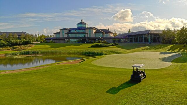 Kieran Lillis is to open a new restaurant in the Heritage Golf Club
