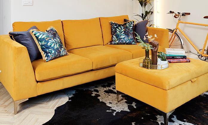Finline Furniture Baltimore Sofa